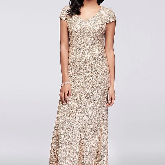 David S Bridal Dresses Gold Bridesmaid Dress Poshmark,Audrey Hepburn Sabrina Wedding Dress